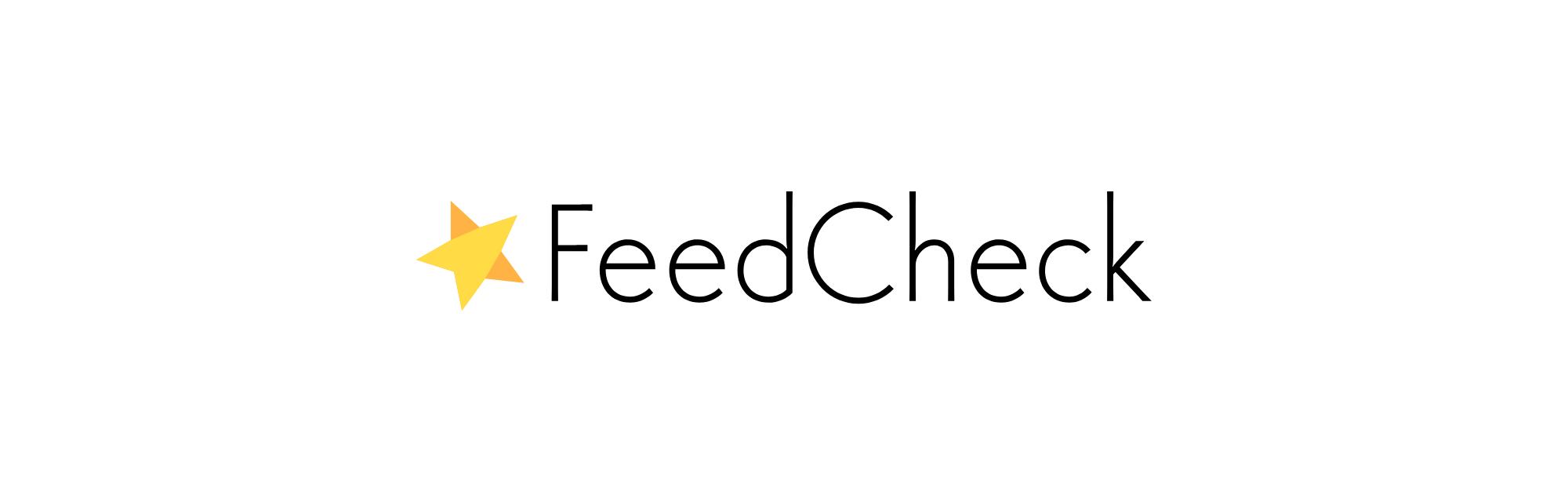 FeedCheck