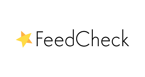 Image result for FeedCheck